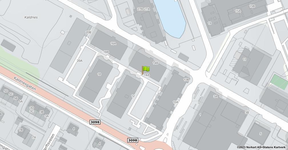 Kart sentrert på geolokasjonen 59.2644060061459 breddegrad, 10.4017591082859 lengdegrad