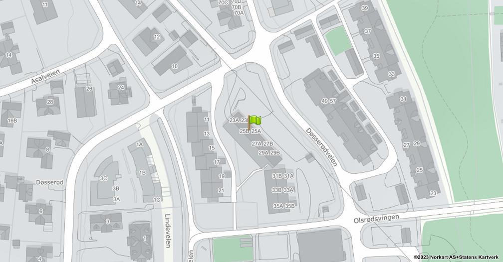 Kart sentrert på geolokasjonen 59.2768210548152 breddegrad, 10.4445246083173 lengdegrad