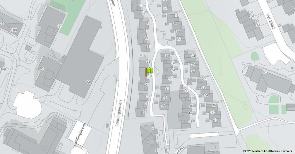 Kart sentrert på geolokasjonen 59.9515451574 breddegrad, 10.6575208792202 lengdegrad