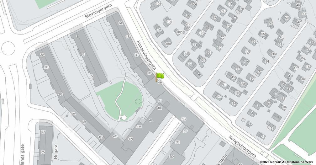 Kart sentrert på geolokasjonen 59.9405885433123 breddegrad, 10.7524642646991 lengdegrad