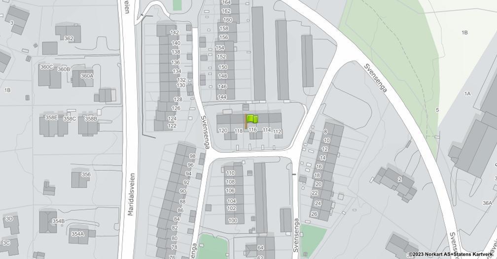 Kart sentrert på geolokasjonen 59.9642755305865 breddegrad, 10.7677952515168 lengdegrad