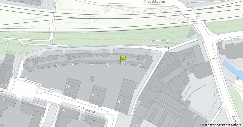 Kart sentrert på geolokasjonen 59.9047664194065 breddegrad, 10.7892656013395 lengdegrad