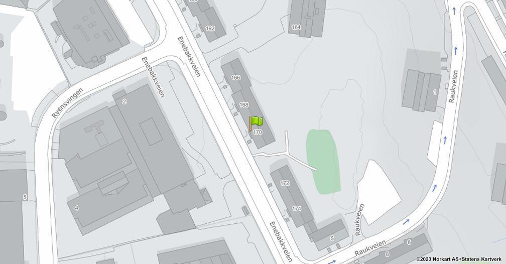Kart sentrert på geolokasjonen 59.8932393449597 breddegrad, 10.8076343578282 lengdegrad
