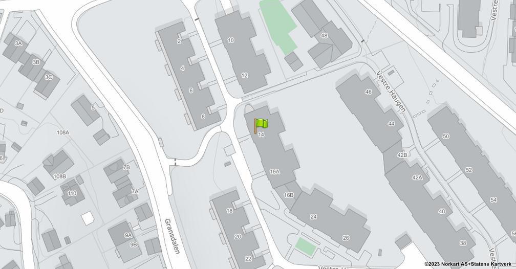 Kart sentrert på geolokasjonen 59.9491087464779 breddegrad, 10.8969089762387 lengdegrad