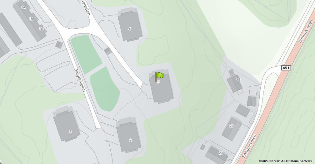Kart sentrert på geolokasjonen 59.1966456547651 breddegrad, 10.9122512407561 lengdegrad