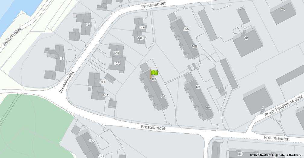 Kart sentrert på geolokasjonen 59.2073390296504 breddegrad, 10.9601087790752 lengdegrad