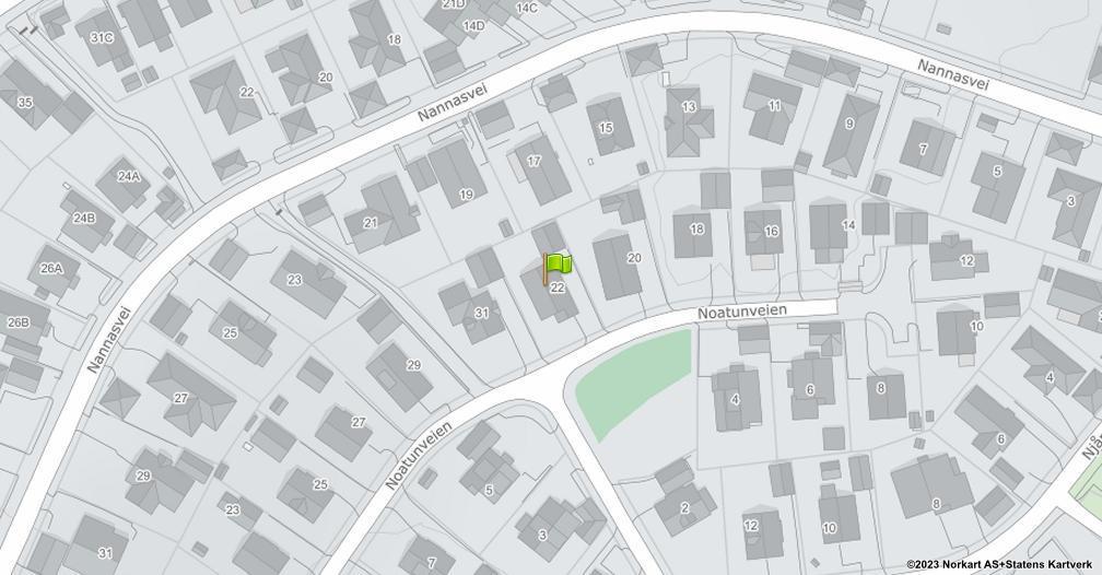 Kart sentrert på geolokasjonen 59.2286265337947 breddegrad, 11.0174756076413 lengdegrad