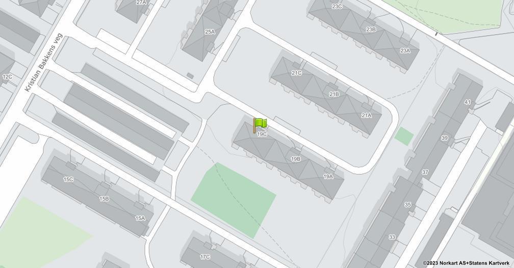 Kart sentrert på geolokasjonen 60.8041966956686 breddegrad, 11.0408764481493 lengdegrad