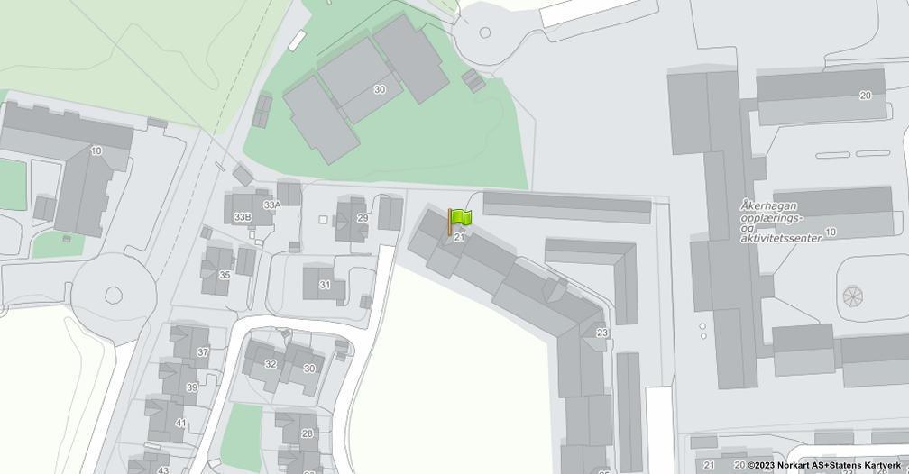 Kart sentrert på geolokasjonen 60.7868647034501 breddegrad, 11.1133187893663 lengdegrad