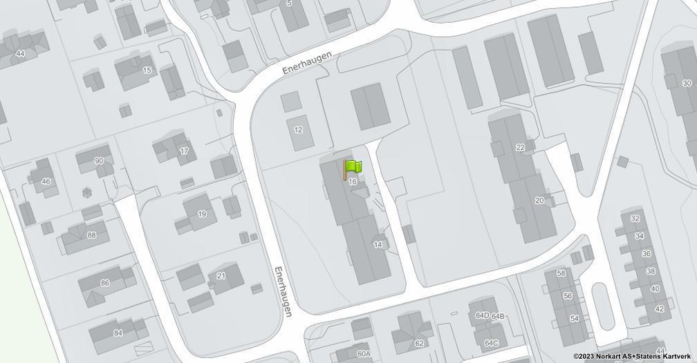 Kart sentrert på geolokasjonen 60.7147511603513 breddegrad, 11.1812468889621 lengdegrad
